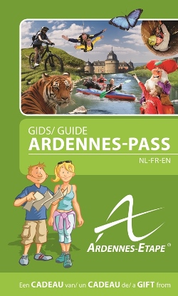 Guide Ardennes-Pass, best partner in the Ardennes