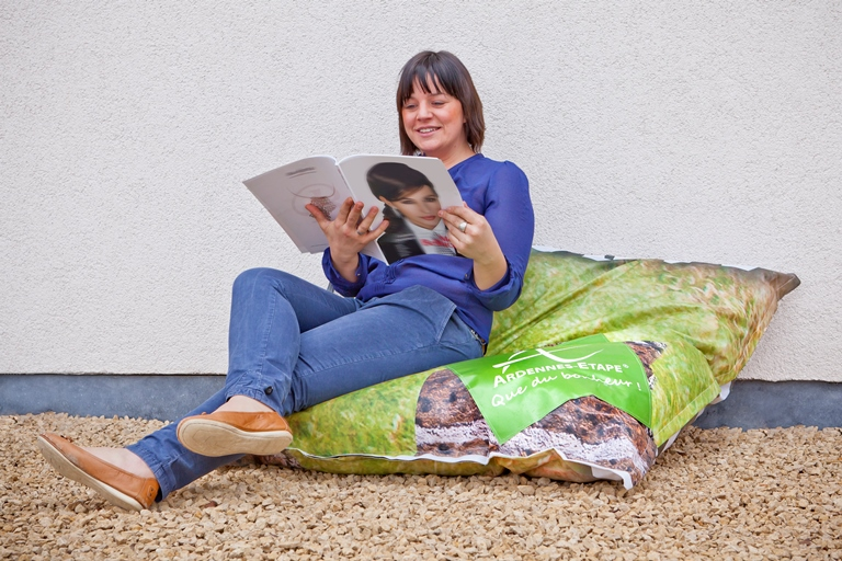 Recycling-Creative-Sustainable-Bean bag-Gift